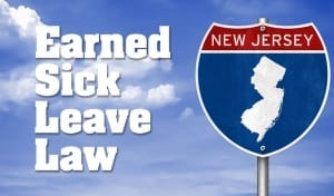 New Jersey Earned Sick Leave Law