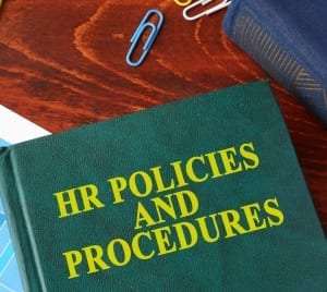 HR Policy and Procedures